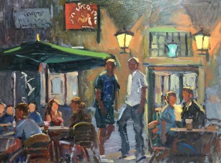 Chris Slater, Irish Pub Venice