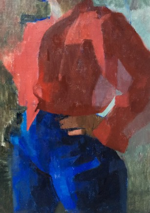 James Bland NEAC, Anastasia (Blue and Red)