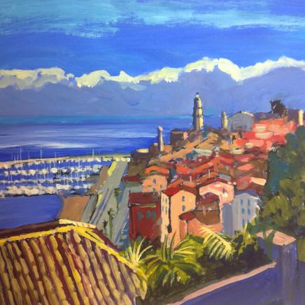 Richard Clare, Menton, Cote D Azur