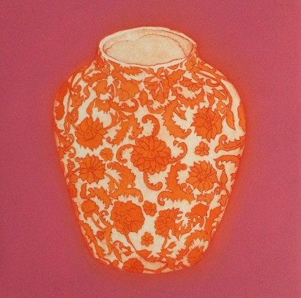 Sally Spens, Vase Study 1