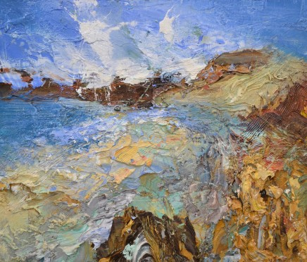 Matthew Bourne, Freshwater West, Sand Dunes