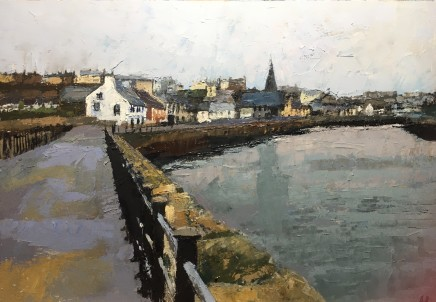 Anne Aspinall MAFA, Maryport Harbour II, 2020