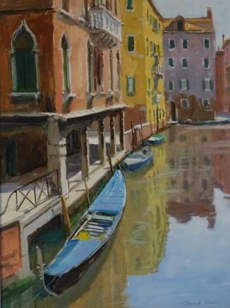 David Allen, Rio di S. Sofia, Venice