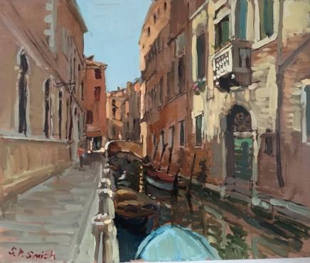 Steven Smith, Fondamenta Giacinto Gallina, Venice