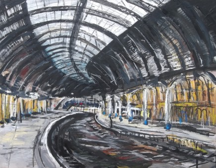 Matthew Thompson, York Station