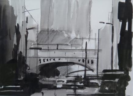 Michael Ashcroft MAFA, Betham Tower, 2018