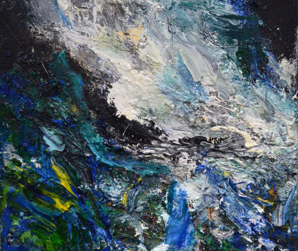 Matthew Bourne, Offshore Storm, Seaweed, High Tide , 2019