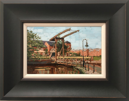 Steven Smith, Bridge Outside The Wharf, Castlefield, Manchester