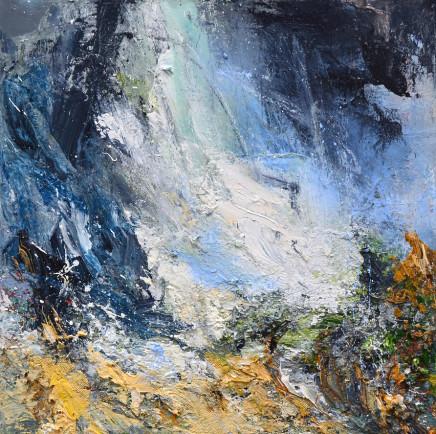 Matthew Bourne, Sprinkle Haven Cove, Beneath The Cliffs, 2019