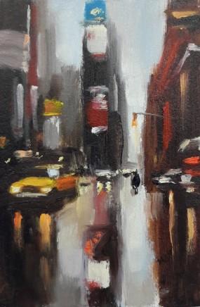 Liam Spencer, Times Square, 2020