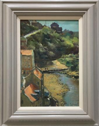 Ian Layton, Staithes Spring Day