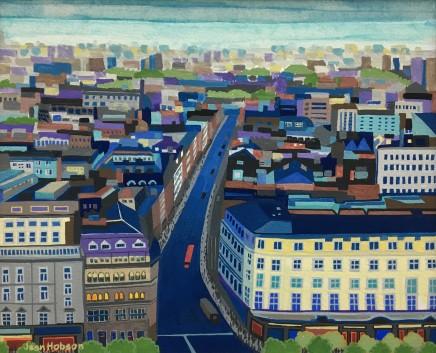 Jean Hobson, Oldham Road
