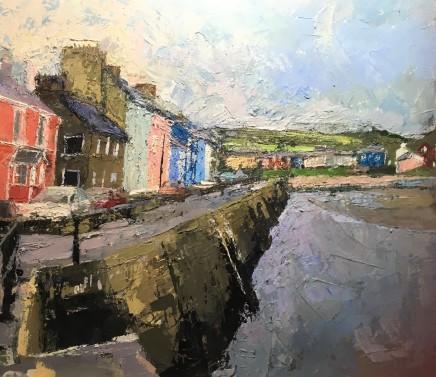 Anne Aspinall MAFA, Aberaeron Quayside