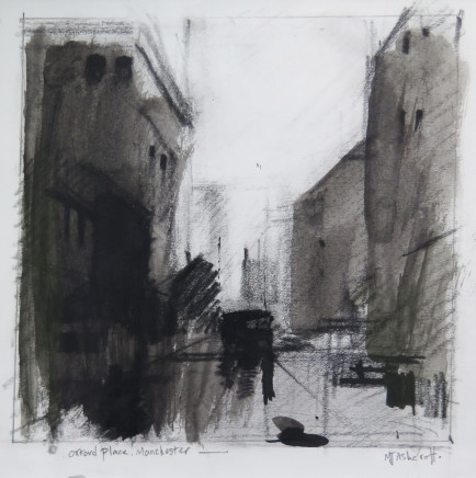 Michael Ashcroft MAFA, Oxford Place, 2018