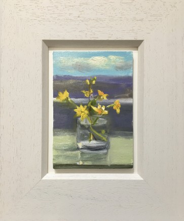 Liam Spencer, Wildflowers in a Glass