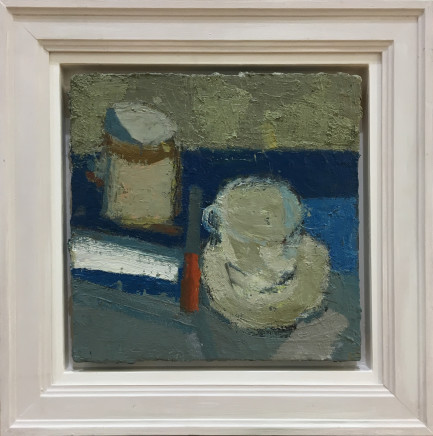 Arthur Neal NEAC, Still Life with Knife, 2012