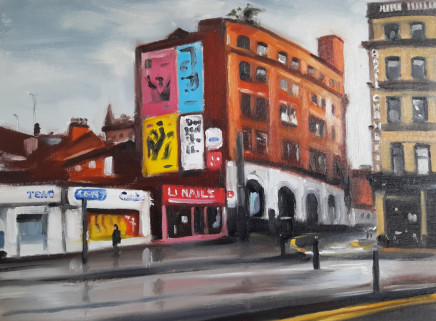 Liam Spencer, Back Turner Street