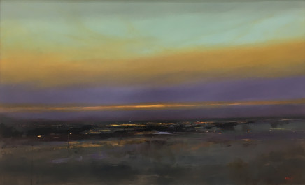 Michael Ashcroft MAFA, Purple Haze Over Manchester