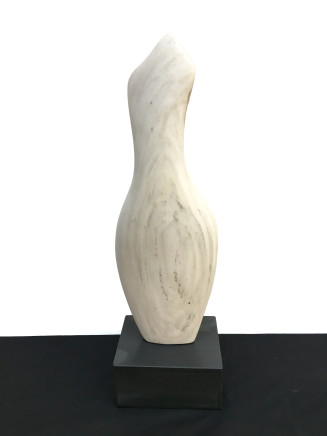 Jane Waksman, Small Grey Marble Torso