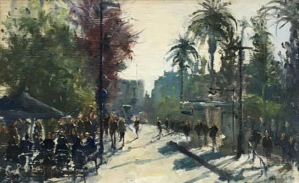 Ian Layton, Seville Morning Light