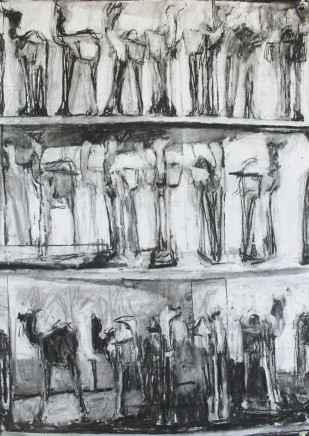 Craig Jefferson NEAC, Multiple Perspectives of a Camel