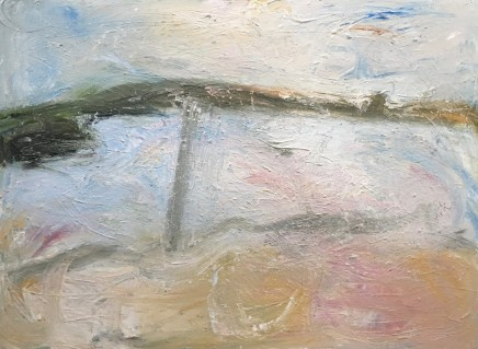 Richard Cook, Lelant Estuary, 2016