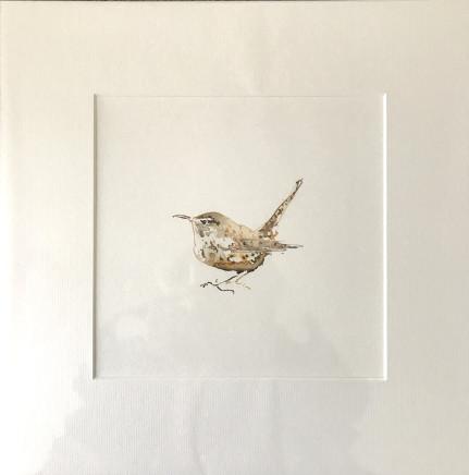 Sue Platt, Beak and Feather Wren (25), 2020