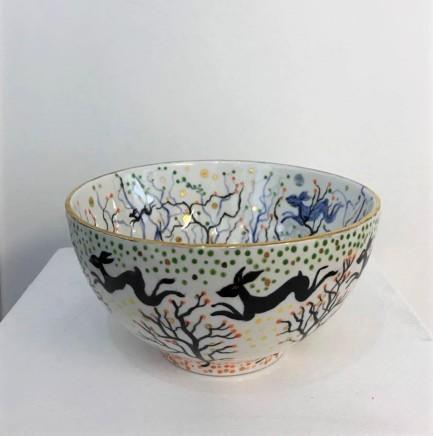Kate Collins MAFA, Fairy Bowl