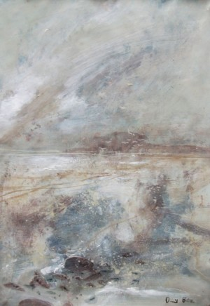 David Bez, View Across the Bay