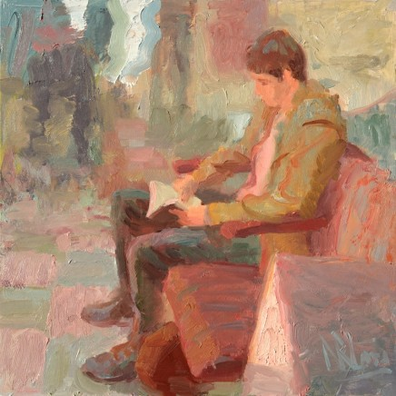 Norman Long MAFA, The Gentle Reader