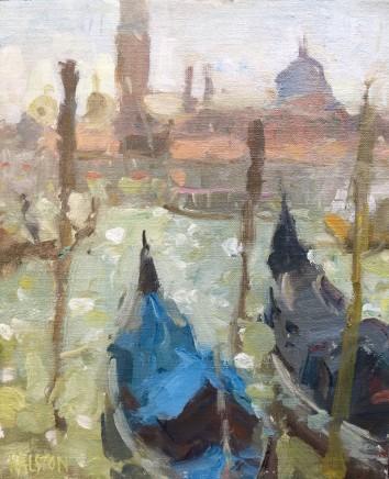 Adam Ralston MAFA, Grand Canal Gondolas