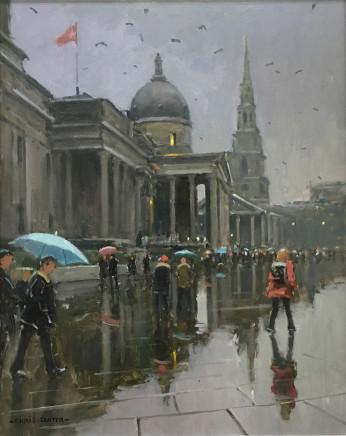 Chris Slater, Rain Effect, London