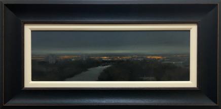 Michael Ashcroft MAFA, This is Manchester - Skyline, 2018