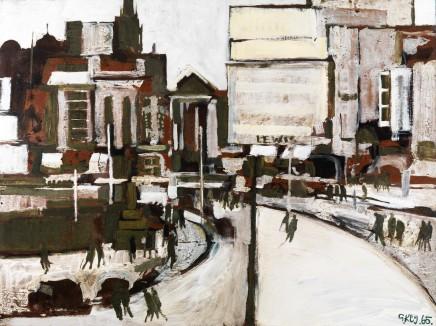 Geoffrey Key, Piccadilly, Manchester