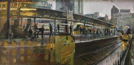 Rob Pointon AROI RBSA MAFA, Tram Trails