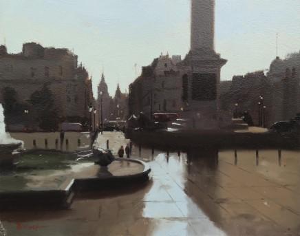 Michael Ashcroft MAFA, Trafalger Square, London