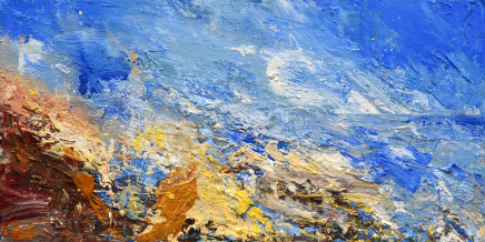 Matthew Bourne, Sand Dunes, Calm Sea, Light Breeze , 2019