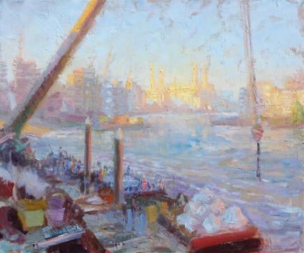 Norman Long MAFA, Men of the Docks, Battersea