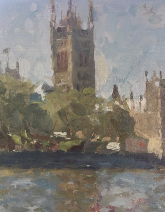 Adam Ralston MAFA, Westminster Palace, 2018