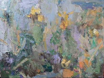 Ian Norris MAFA, Sunflower Field