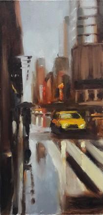 Liam Spencer, New York Street, 2020