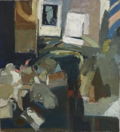 Arthur Neal NEAC, Corner of the Studio II