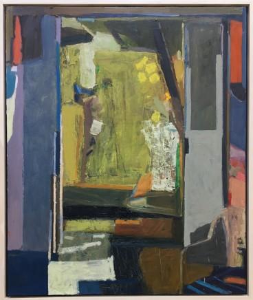 Arthur Neal NEAC, Studio and Garden Spring