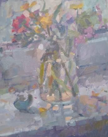 Andrew Farmer ROI, Wild Flowers