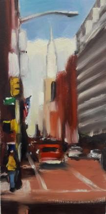 Liam Spencer, Chrysler New York, 2020