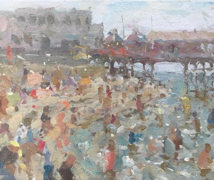 Adam Ralston MAFA, Central Beach Swimmers