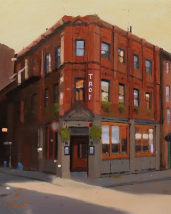 Michael Ashcroft AROI MAFA, Trof, NQ, Manchester
