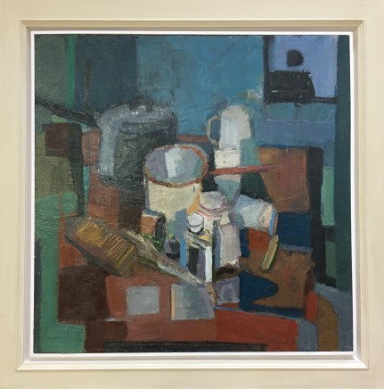 Arthur Neal NEAC, Corner of the Studio