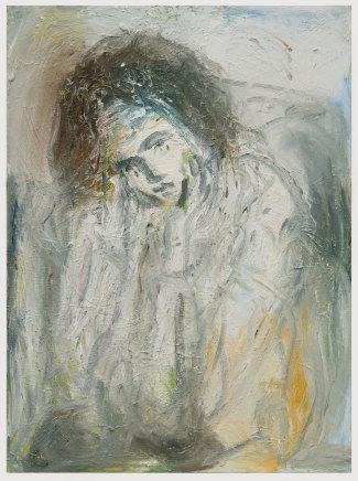 Richard Cook, Portrait of Linda, 2018