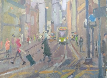 Andrew Farmer, Manchester Commuters